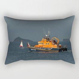 RNLI Lifeboat Torbay Rectangular Pillow