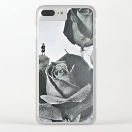 High Living Clear iPhone Case