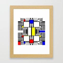 Rachna Bauhaus 1 Framed Art Print