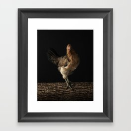 Blanche Framed Art Print