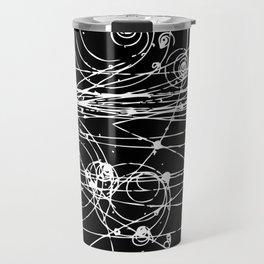 Particles Travel Mug
