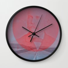 neverending  Wall Clock