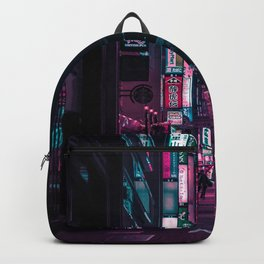 Find Me In The Future Backpack