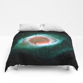 Eye Galaxy Comforters