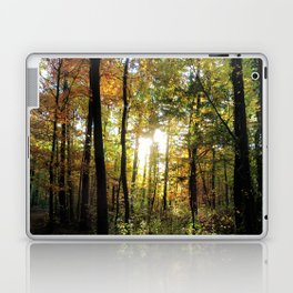Golden October Laptop & iPad Skin