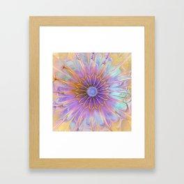 Flower of Fairies Framed Art Print