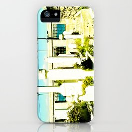 A very sacred place. iPhone Case