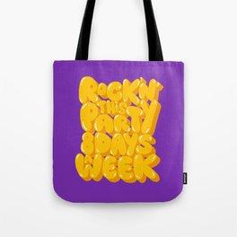 ROCK'N' THIS PARTY Tote Bag