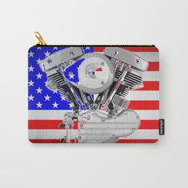 Old Glory Shovel Carry-All Pouch