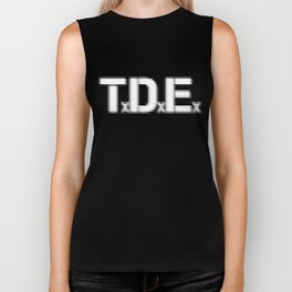 TDE - Top Dawg Entertainment - Kendrick Lamar Biker Tank