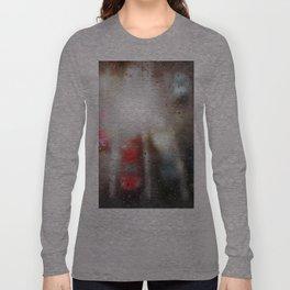 Raindrops on the window  Long Sleeve T-shirt