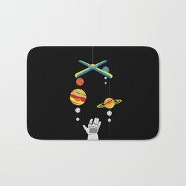 Space mobile Bath Mat