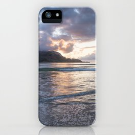 Sunset at Hanalei Bay, No. 2 iPhone Case