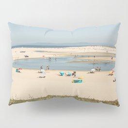 Beach Lagoa de Albufeira Portugal Pillow Sham