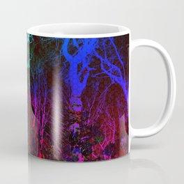 Magic neon Forest Coffee Mug