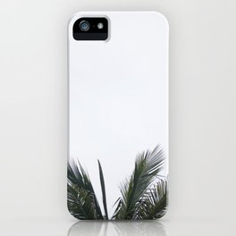Palm Top iPhone Case