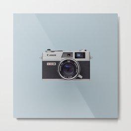 Canonet QL17 Metal Print