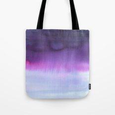 Squall Purple Tote Bag