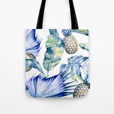 Bahamas - blue Tote Bag
