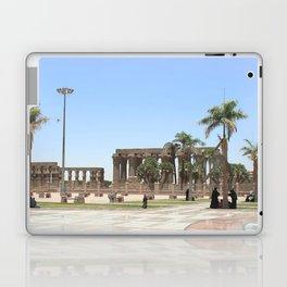 Temple of Luxor, no. 18 Laptop & iPad Skin