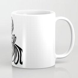 floralblack Coffee Mug