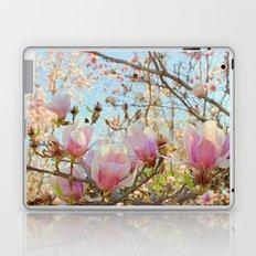 Sweet Magnolias Laptop & iPad Skin
