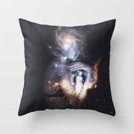 Starlust Throw Pillow