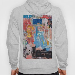 Basquiat Style 2 Hoodie