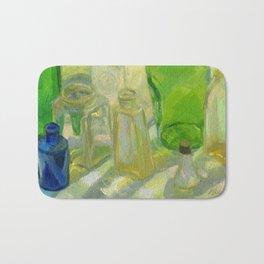 Colored Glass #9 Bath Mat