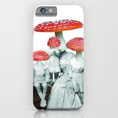 amanita muscaria with children Slim Case iPhone 6s