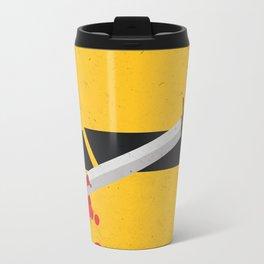 KILL BILL Tribute Travel Mug