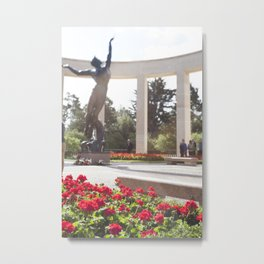 The Normandy Memorial Metal Print