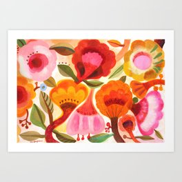 Bellafiore Art Print