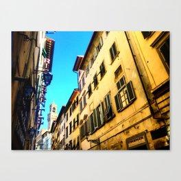 A Florentine Valley Canvas Print