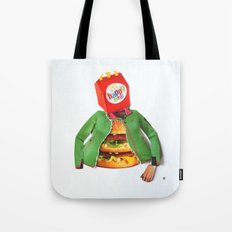 Normal Life · Happy Meal Tote Bag