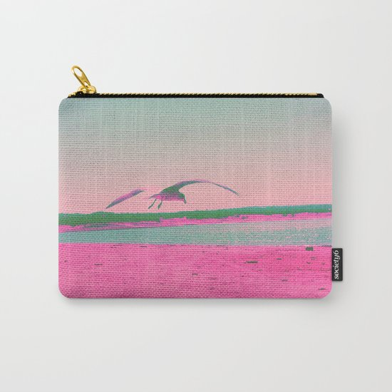 Beach Day Carry-All Pouch
