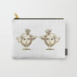 Siamese Queens Carry-All Pouch