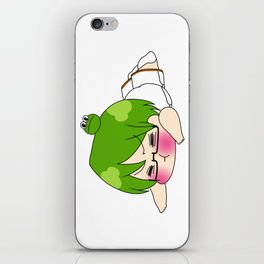 MIDORIMA iPhone Skin