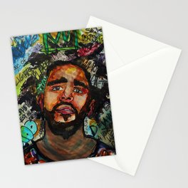 Rap,hiphop,lyric poster,shirt,cool wall art,fan art,music inspired Stationery Cards