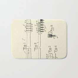 Toothbrush-1953 Bath Mat