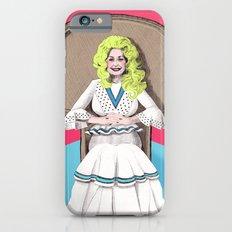 Seventies Dolly  iPhone 6s Slim Case