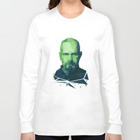 walter white Long Sleeve T-shirts featuring Walter White by Dr.Söd