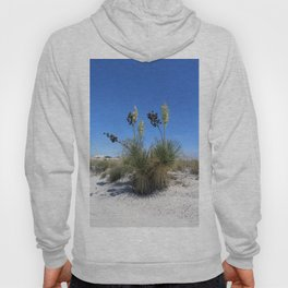 White Sands Dune With Soap Yucca Hoody