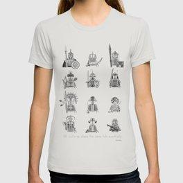 All Warriors T-shirt
