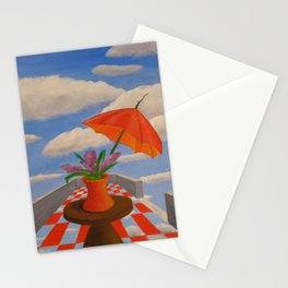 the changing Stationery Cards