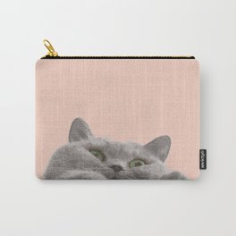 Meowing Carry-All Pouch