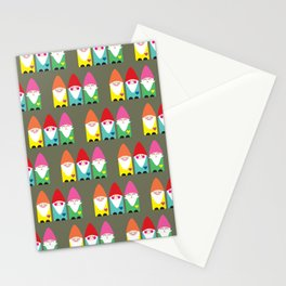 BFF Gnomes I Stationery Cards