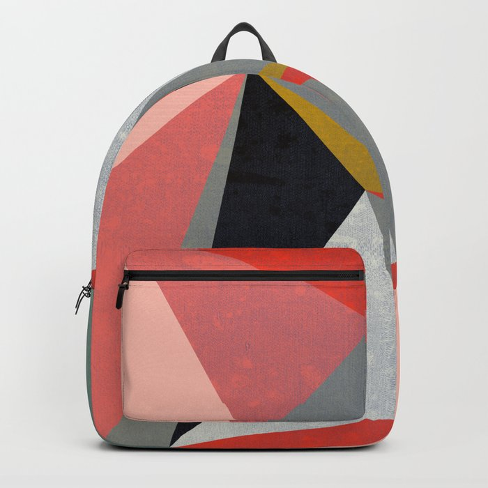 Canvas #3 Backpack
