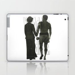 """Yo, Adrian, we did it."" - Rocky Laptop & iPad Skin"