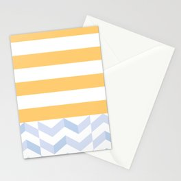 BEACHSTRIPES Stationery Cards